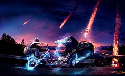 BMX by aharmon