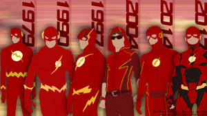 [WALLPAPER] Fastest Man Alive by myhaha1000