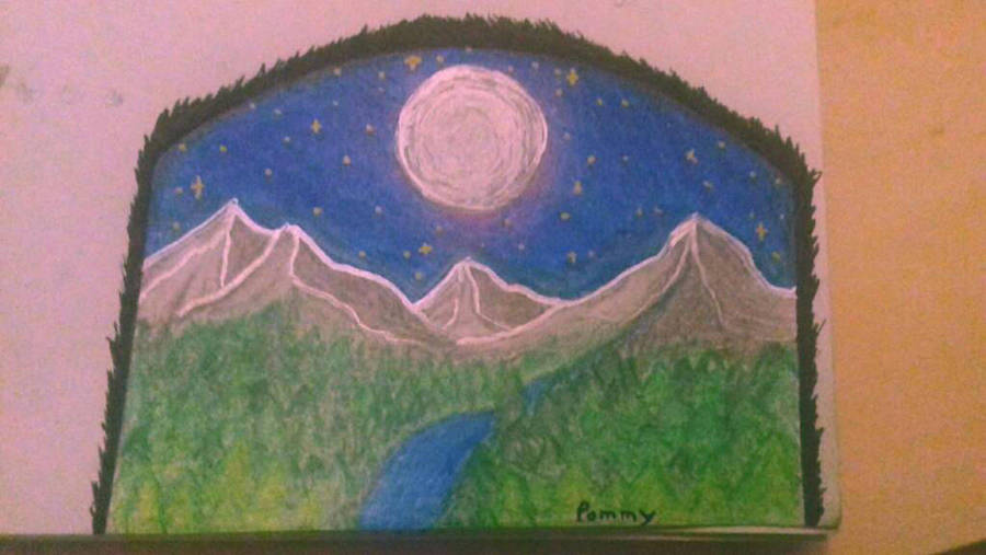 moon by Saprophyte2002