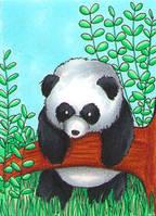 KAKAO 50 - real panda by Mana-Kyusai