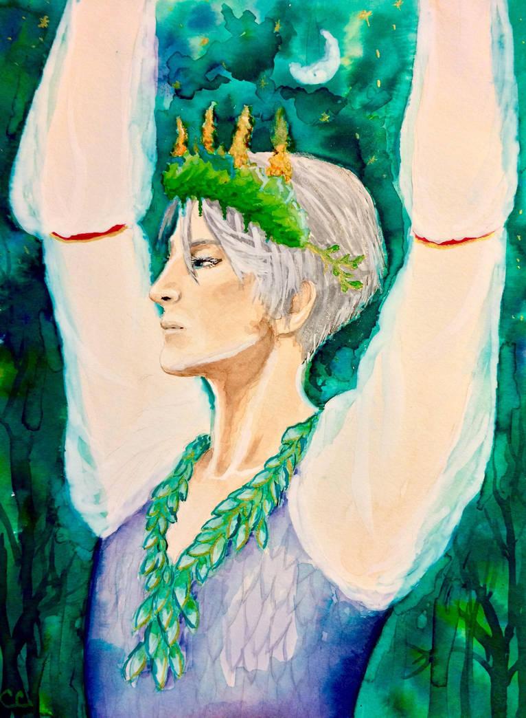Victor's Midsummer's Night Dream by Kessira26