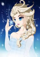The Snow Queen by ghostrockk