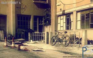 Old Street 6 -4 by pitposum