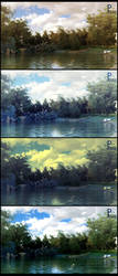 Lake-landscape.3 by pitposum
