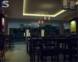 Lake Restaurant.01 by pitposum