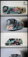 Izmir Symphony Orchestra.Bus by pitposum