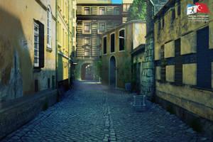Old Street 10.01 by pitposum