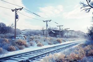 snowy landscapes01 by pitposum