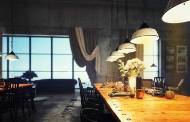 Restaurant 4 by pitposum