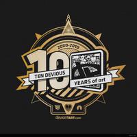 10th Birthday Hoodie by reiiz