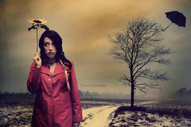 My Umbrella by Prettyscary
