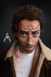 Rick Grimes - The Walking Dead by Prettyscary