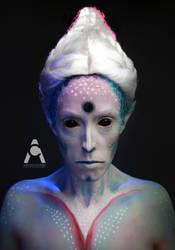 Alien by Prettyscary