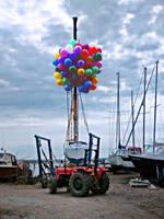 Birthday Present by martiuk