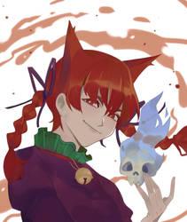 Rin by GrandMamka