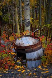 Rusting Away by BekkaLynn