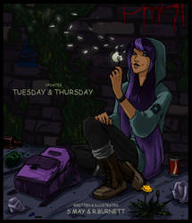 Updates Tuesday's and Thursday by Arivina