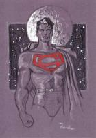 superman by Sfranck