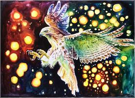 #2 Hawk by ArtKosh