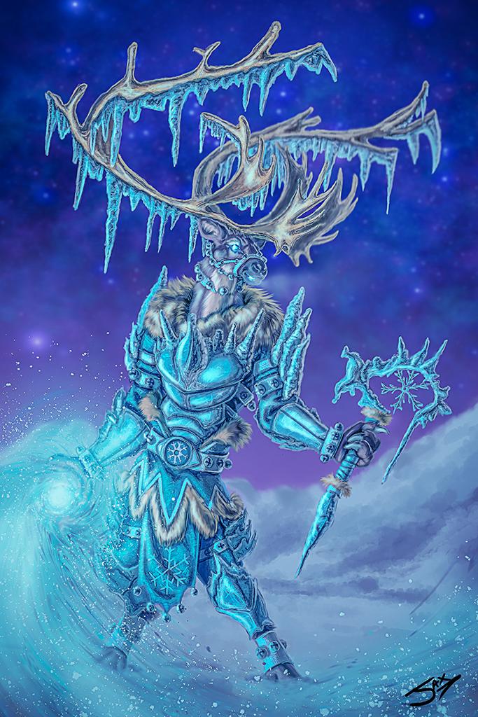 Jack Frost AC#161 by jaxeller