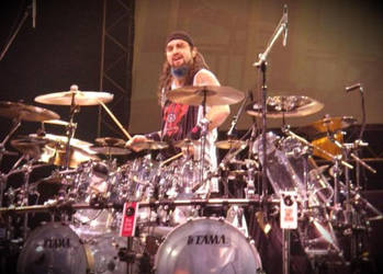 Mike Portnoy DT by iTrojan427