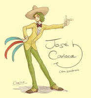 Jose Carioca by chacckco