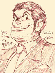 Pete by chacckco