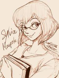 Sylvia by chacckco
