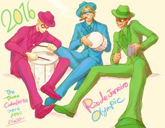 Rio de Janeiro Olympic by chacckco