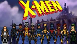 X Men/MCEU by KingCozy7