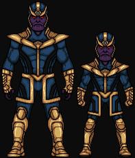 Thanos WIP by KingCozy7