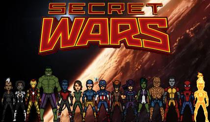 Secret Wars/MCEU by KingCozy7