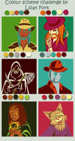 Color Scheme Meme 2 by Mushroom-Jelly