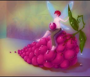 Fairy in a Box by Nashya