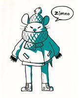 Zimno by Szczurzyslawa