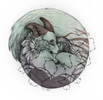 [CM] Sleepy and Misty by Szczurzyslawa