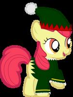 Apple Bloom the Elf by sakatagintoki117