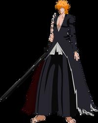 Ichigo-Final Tensa Zangetsu Bankai by sakatagintoki117