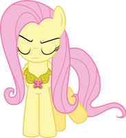 Fluttershy Is Not Amused by sakatagintoki117