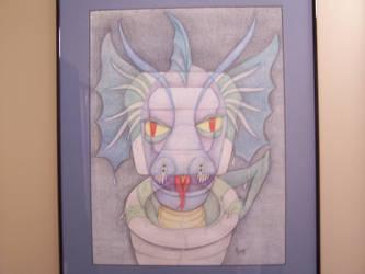 Traditional Art Drawings Fantasy by NanaCasas