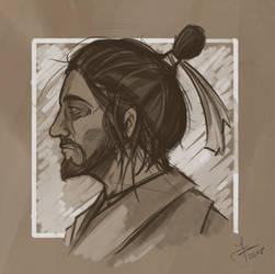 Samurai! by RennmausFan