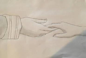 Take My Hand - Kanda Yuu x Ayane Hayashi by Yuuki332