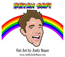 Bryan Safi from Infomania by Art-by-Andy