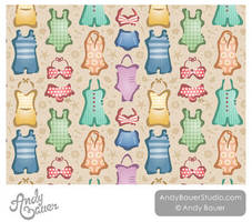 Retro Swimwear by Andy Bauer by Art-by-Andy