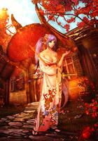 Geisha by BriGht-liGht-NSH