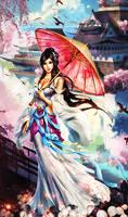 Cherry Blossom Girl by BriGht-liGht-NSH