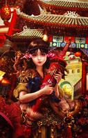 Carnival-Girl by BriGht-liGht-NSH