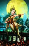 Princess-at-night by BriGht-liGht-NSH