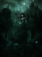 Singer cemetery by BriGht-liGht-NSH