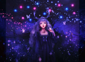 Wander Girl by BriGht-liGht-NSH